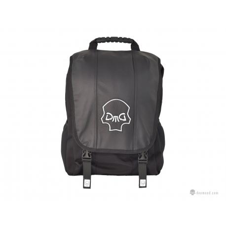 MotoNote PACK full black Leather