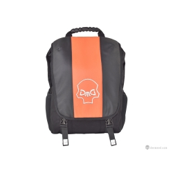 MotoNote Backpack Orange leather