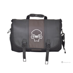 "MotoNote 15"" Cordura and leather"
