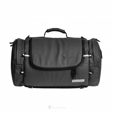 EXPLORER MEDIUM (35L) Leather black