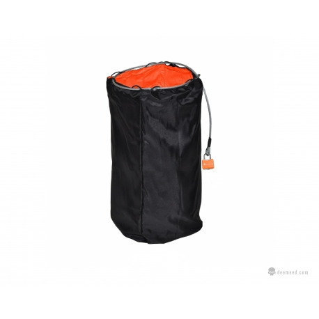 Helmet security bag - DOUBLE SIZE - FOR TWO HELMETS