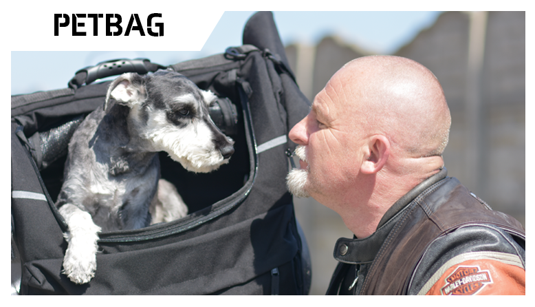 Motocycle-pet-bag